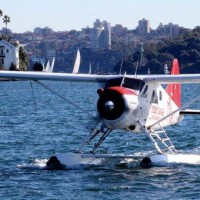 Float Plane - Sydney Harbour