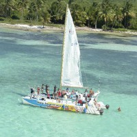 Private Catamaran Snorkeling Tour - © Dominican Republic Ministry or Tourism