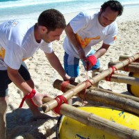 Raft Building - © Dominican Republic Ministry or Tourism