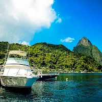 Boats - St Lucia