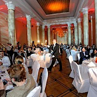 Gala Dinner at the Palace of Culture & Science