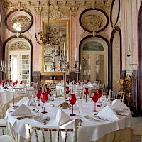 Dinner at the Estoi Palace