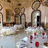 Dinner in the Estoi Palace