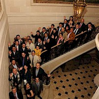 Gala Dinner in the Tourandot Palace in Moscow