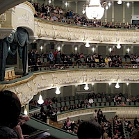 Interior in Bolshoi
