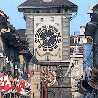 Berne Clock Tower