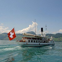 Lake Lucern Steamer