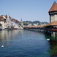 Lucern Chapel Bridge